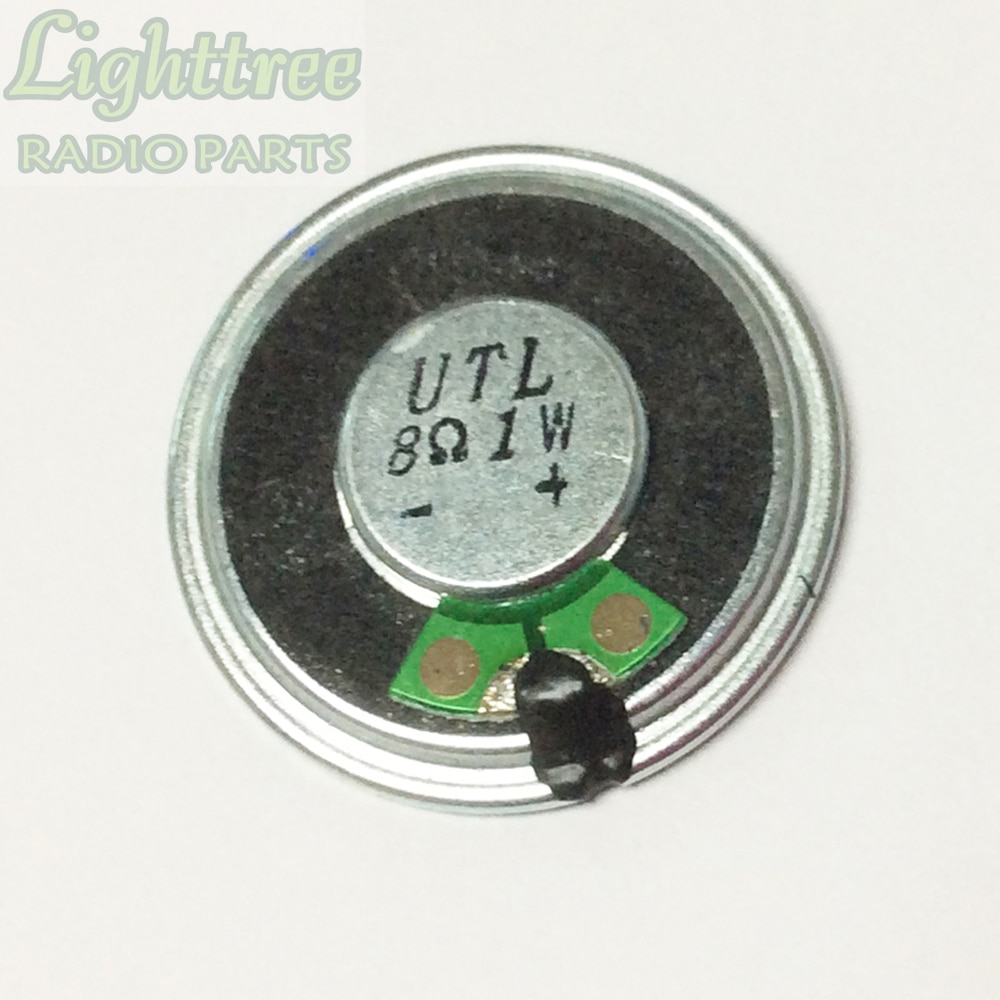 10X Replacement Speaker 8 Ohm 1 Watt 36MM For Kenwood Baofeng And So On