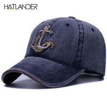 [HATLANDER] брендовая мягкая хлопчатобумажная бейсболка, кепка для женщин и мужчин, винтажная шляпа для папы с 3d вышивкой, Повседневная Спортивная Кепка для улицы