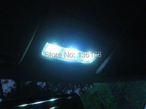 Envío gratis 10 Uds Lampada Torpedo 16 Leds Smd Super Branca 31mm - Unidade