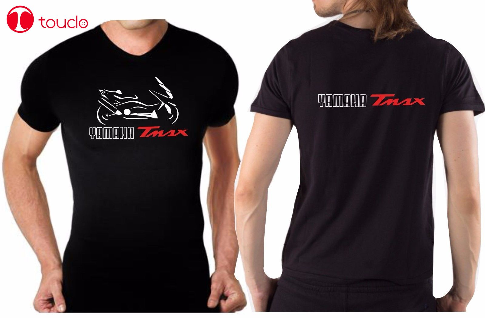 2 Side 2019 New Men T-Shirt T-Shirt For Japanese Motorcycle T-Max T-Shirt T-Max T-Shirt T Max Tees Sweater