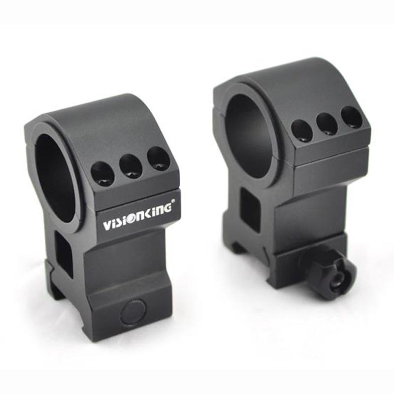 Кольцо для винтовки Visionking, крепление 25,4 мм 30 мм для. 223. 308. 50 кронштейн для оптического прицела, кольцо для оптического прицела