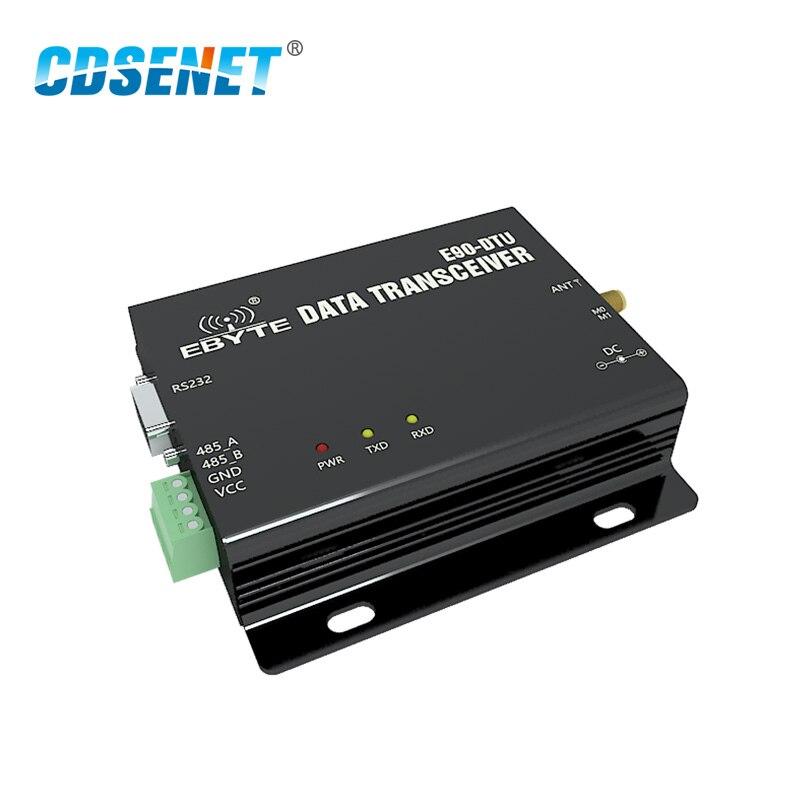 SX1262 SX1268 E90-DTU-900SL22 LoRa Relay 22dBm RS232 RS485 868MHz 915MHz Modbus Receiver RSSI Wireless RF Transceiver enlarge