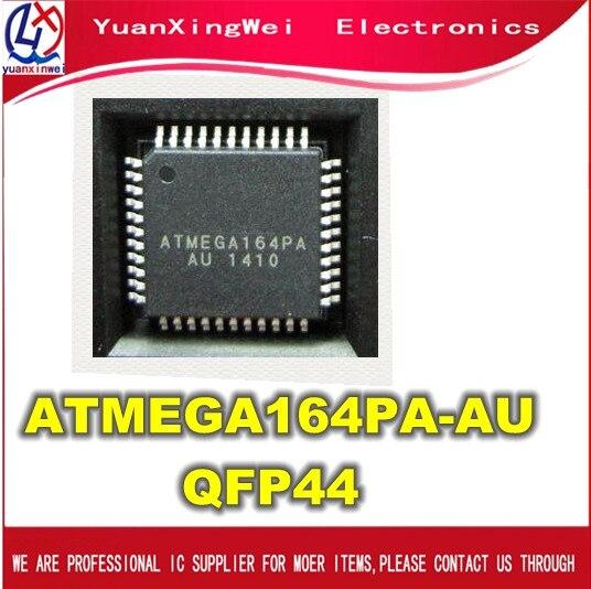 Бесплатная доставка 10 шт. ATMEGA164PA-AU ATMEGA164PA ATMEGA164 QFP44