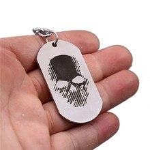 Ghost Recon Wildlands Keychain Dag Tag Key Ring Halter Tom Clancy Metall Legierung Schlüssel kette Männer Schmuck Chaveiro HC12228