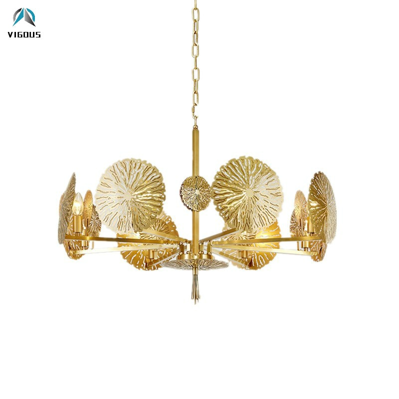 مصباح السقف المعلق Led المعدني المجوف ، تصميم حديث ، إضاءة داخلية ، إضاءة سقف مزخرفة ، مثالية لغرفة المعيشة.