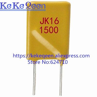10 unids/lote la recuperación fusible JK16-1500 16 V 1500 15A 15000MA PPTC