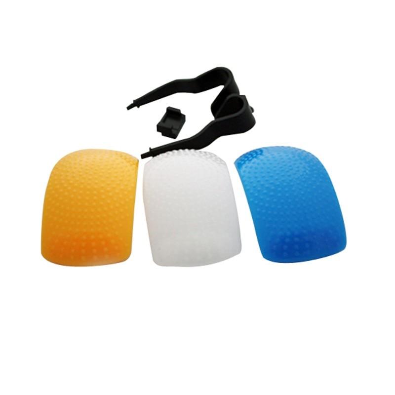 Flash Diffuser Soft Box Softbox 3ni1 Pop up with Bracket For Nikon D700 D40 D50 D60 D70 D80 D90 D5100 D5000 D3000 D3100 D7000