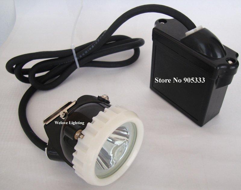 5W LED Mining Lamp,Headlamp,Mining Light Charger Through Battery,Free Shipping enlarge