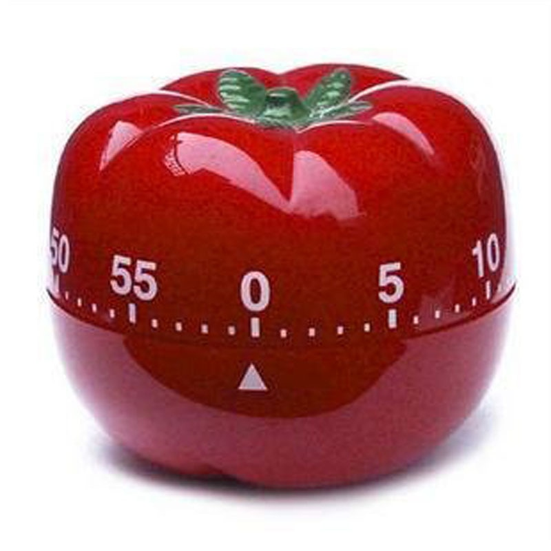 Küche timer mini Tomaten kochen timer gemüse erinnerung patent dauerhafte bewegung mechanische timer küche guter helfer
