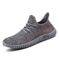summer explosion new flying woven korean student casual shoes breathable mesh running shoes