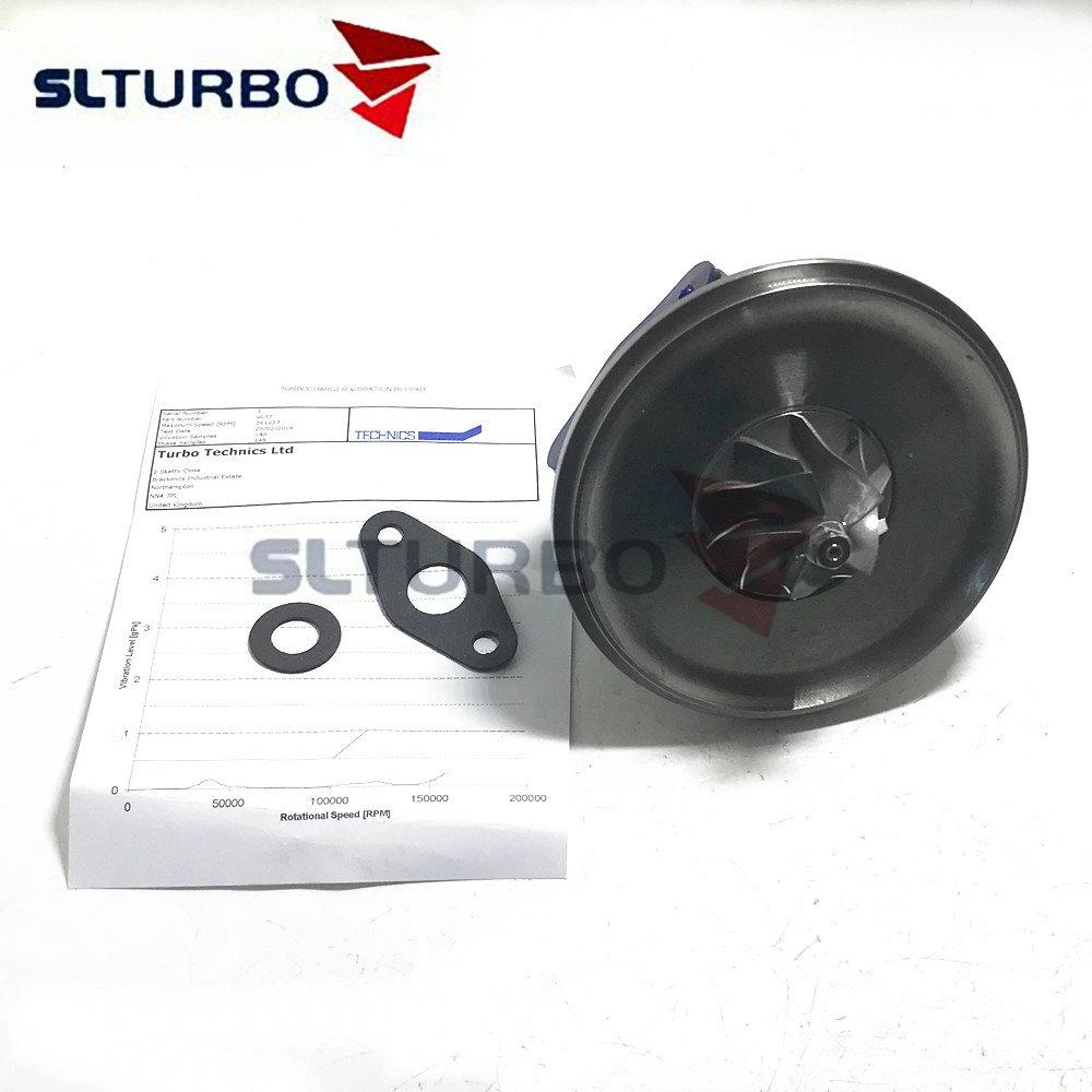 Novo carregador turbo núcleo CHRA cartucho RHF3 VL37 VL39 55222015 55212917 para Fiat Bravo II Grande Punto 1.4 T- jet 16 120 V HP 2007-