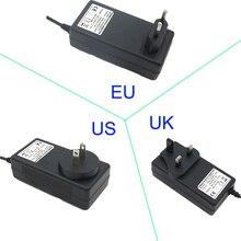 Livraison gratuite VORED 1PC AC100-240V à DC 12V 2.7A adaptateur dalimentation chargeur universel US/EU/UK prise pour bois de chauffage, ventilateur