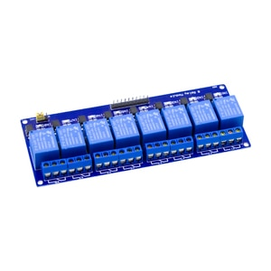 Kuongshun 5V 8 Channel Relay Module with light coupling for Arduino PIC ARM DSP AVR Raspberry Pi
