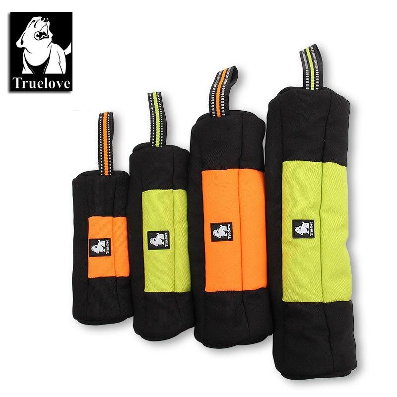 Truelove, bolsa de alimento para mascotas, bolsa reflectante para adiestramiento de perros, juguetes para perros, bolsa de bolsillo de alimentación para mascotas, dispensador de Bolsa para popó