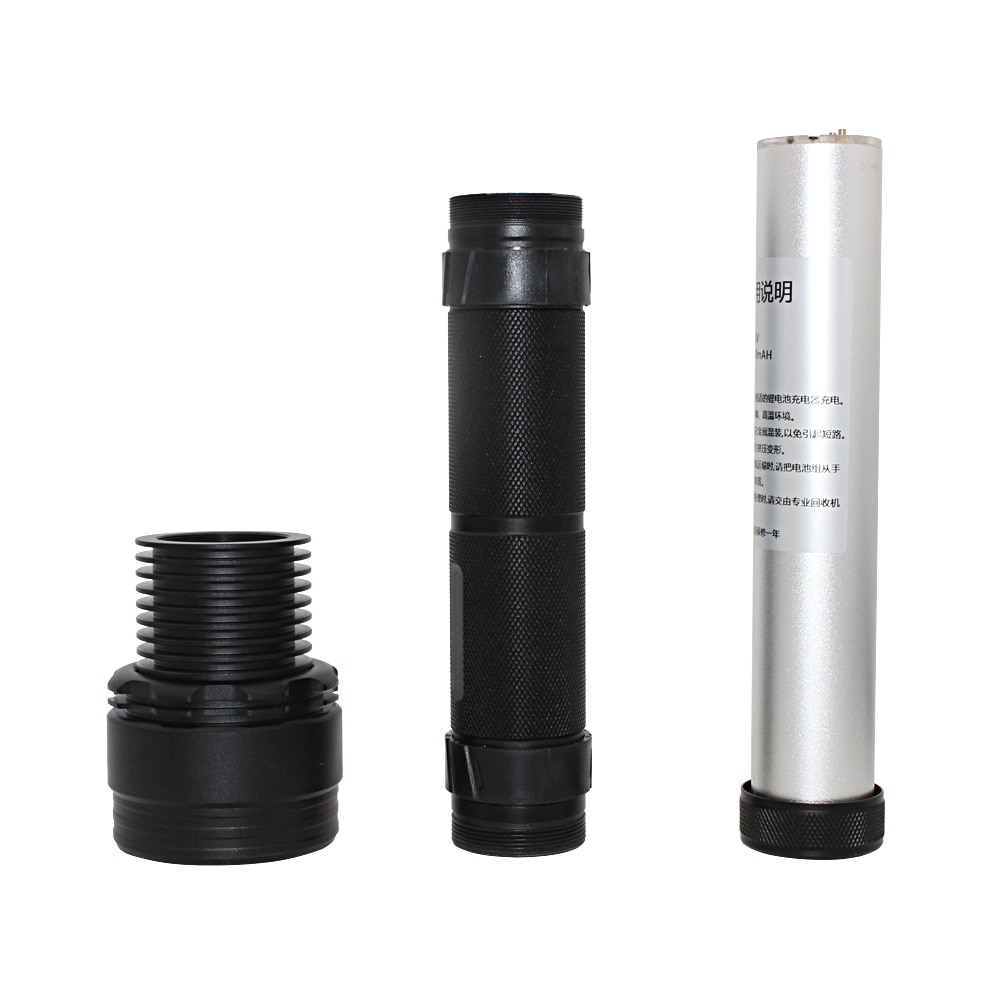 5000 Lumens LED Flashlight waterproof Searchlight with 6600mAh Battery Rechargeable Tactical Flashlight XHP70.2 LED Torch Light enlarge