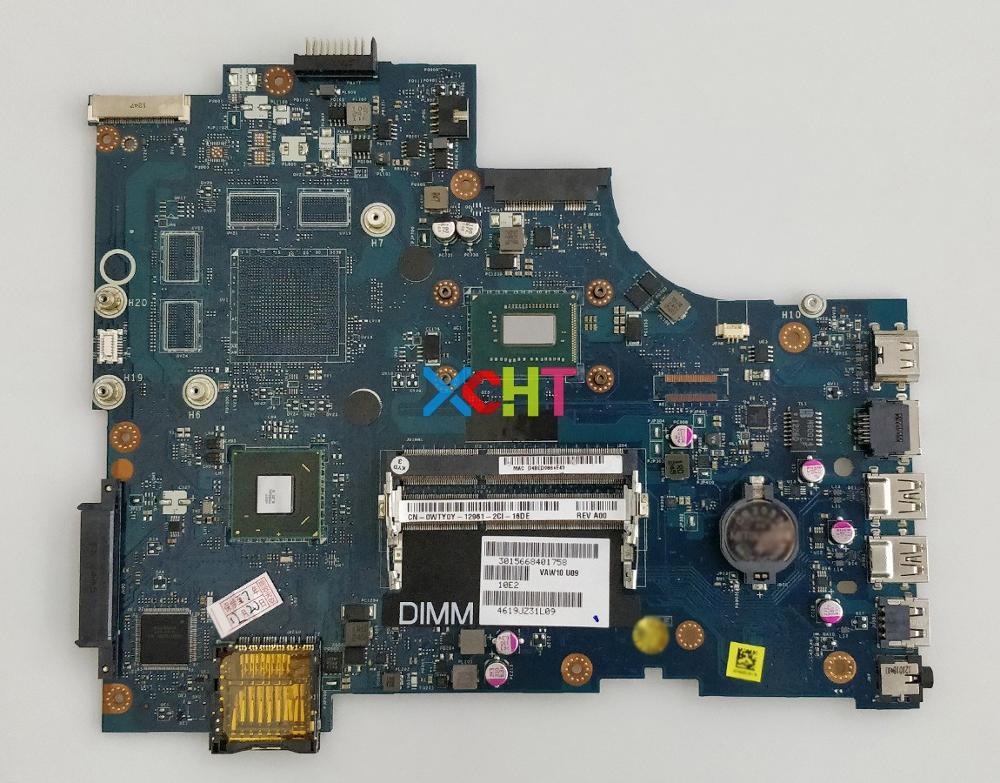 لديل انسبايرون 17R 3721 5721 WTY0Y 0WTY0Y CN-0WTY0Y LA-9102P w i7-3517U CPU HM76 اللوحة المحمول اختبارها بشكل كامل