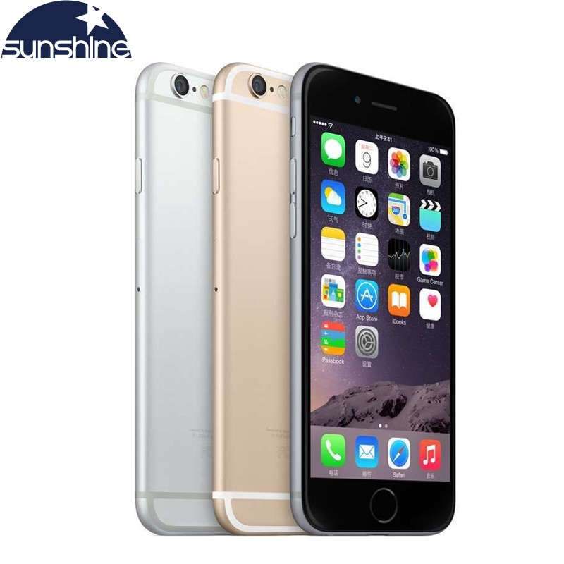 Смартфон Apple iPhone 6 1+16/64/128 ГБ, б/у