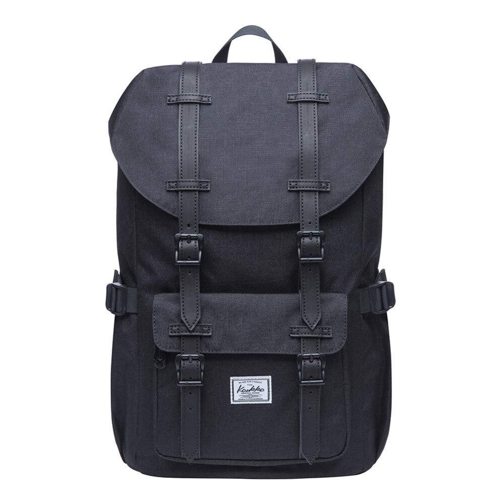 Рюкзак KAUKKO Женский, мужской, студенческий, 17 дюймов, для 15-дюймового ноутбука, повседневные Рюкзаки, Студенческая сумка для пеших прогулок, 41 см, 16 л, мини