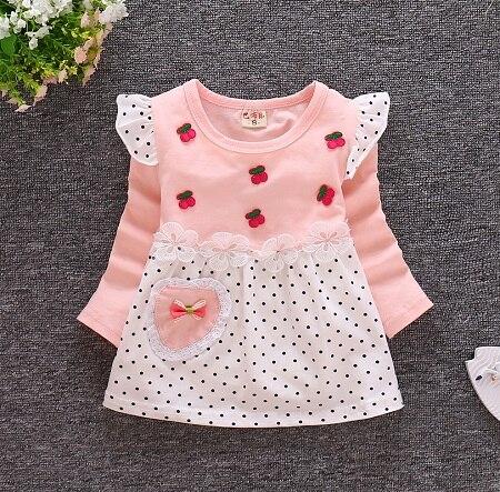 DIIMUU niños ropa chicas moda chica vestidos de primavera lindo volar sin mangas vestido de los niños traje de 1-3Years