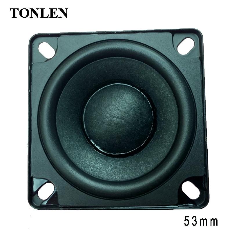 TONLEN Altavoz portátil Bluetooth 53mm Lautsprecher Glosnik Altavoces de Alta Potencia de...