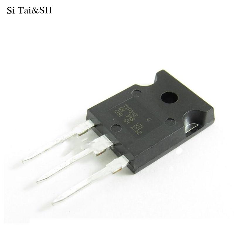 5 pcs/lot TIP142 à-247 transistor Darlington nouveau original