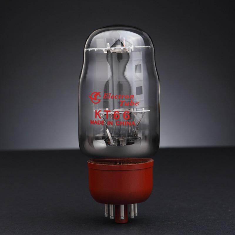Frete Grátis 1 pcs Shuguang KT66 (KT66-Z) Amplificador de Áudio De ALTA FIDELIDADE do Tubo de Vácuo