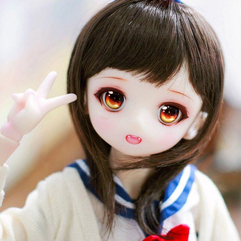 2020 Новое поступление, 1/4 BJD SD кукла, красивая кукла Airi для маленькой девочки, подарок на день рождения