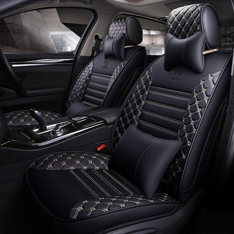 Wenbinge специальные кожаные чехлы для автомобильных сидений для nissan qashqai j10 almera n16 note x-trail t31 patrol y61 juke leaf teana styling