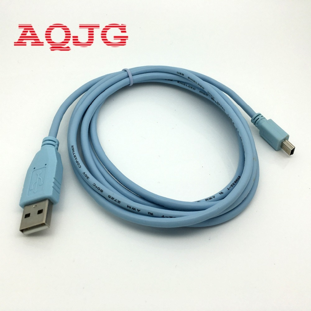 Consola de red de 6 pies 37-1090-01 CAB-CONSOLE-USB cable de consola USB...