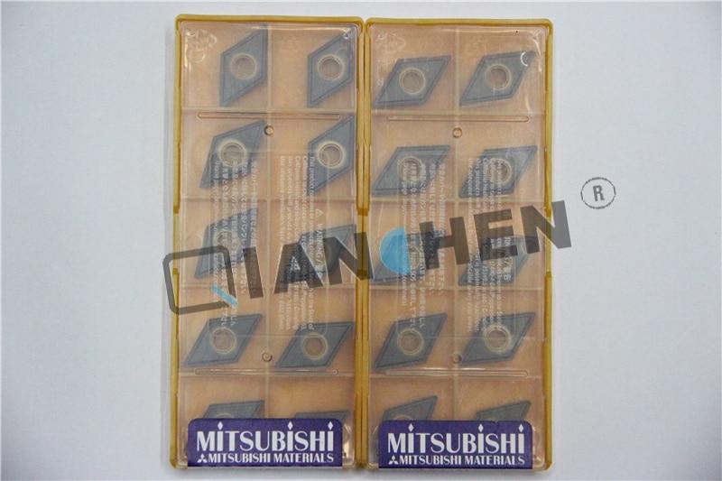 Mitsubishi 10pcs/lot DNMG150404 UC5115 DNMG150408 UC5115 CNC inserts,Face Mill Lathe Tools cutter CNC tool