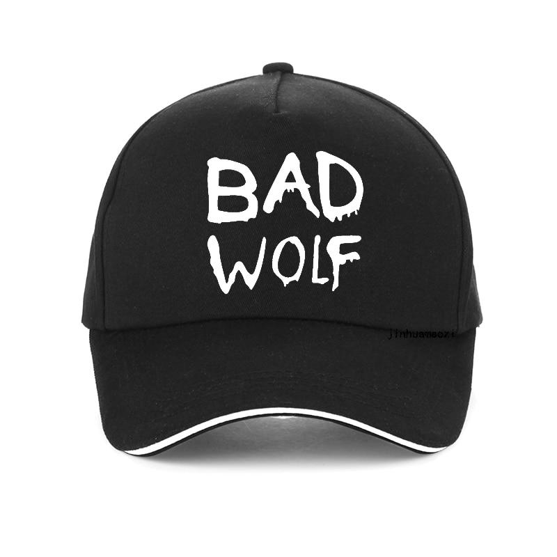 Мода bad Кепка волк летние мужские и женские бейсболки, бейсболки кепки для отдыха на открытом воздухе унисекс Регулируемая Снэпбэк Кепка wolf ...