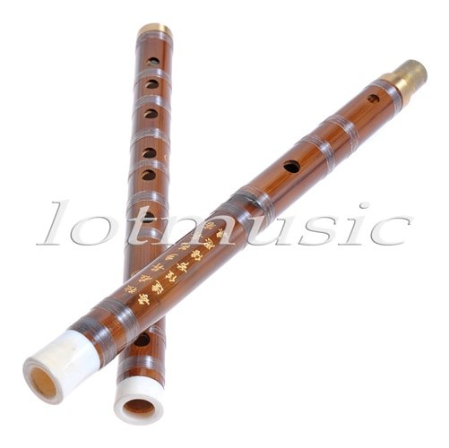 Bamboo Flute/dizi In E Pluggable Traditional handmade Chinese Dizi Musical Instrument enlarge