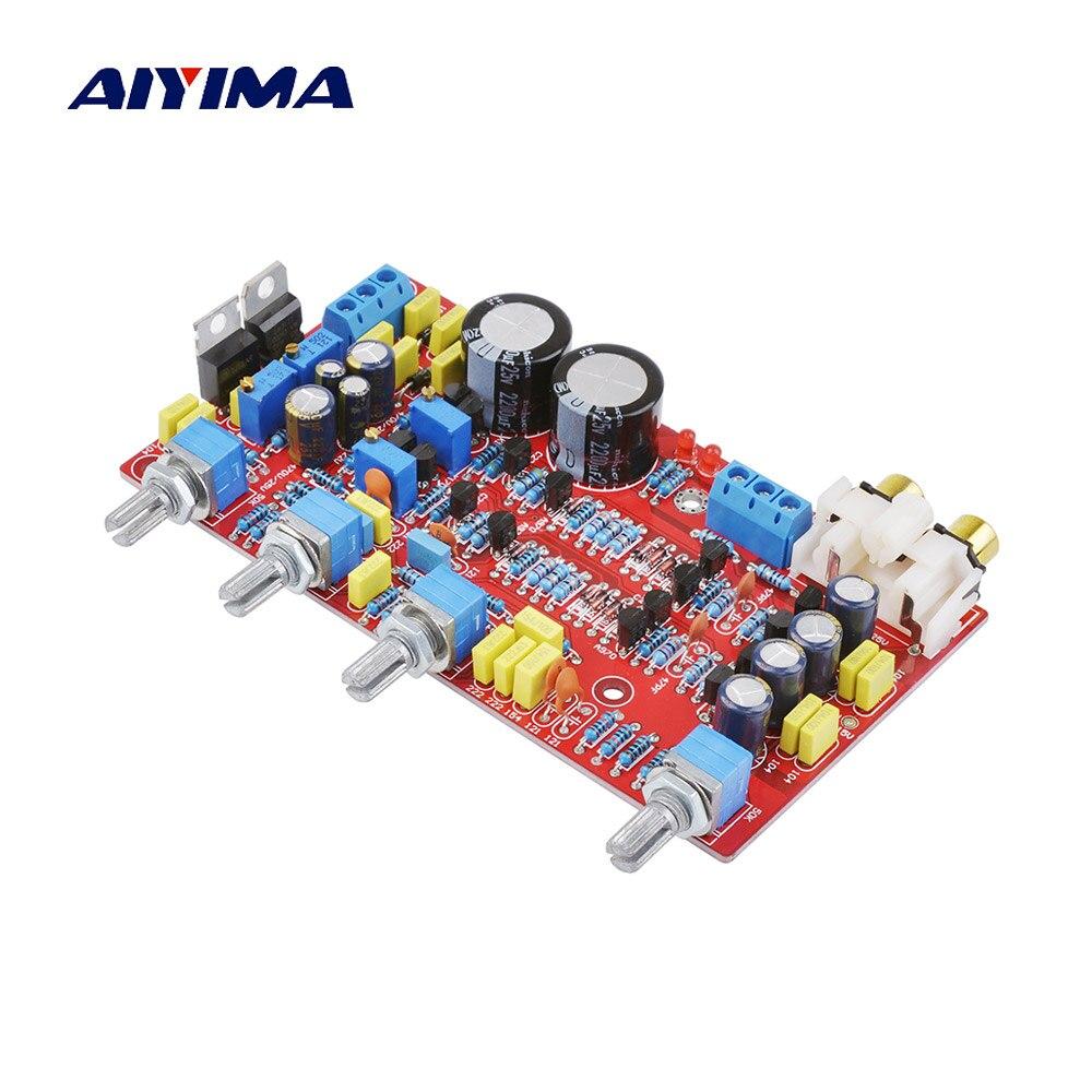 AIYIMA Tone Preamp Board Marantz Circuit HIFI усилитель предусилитель Mixer Board с транзистором J74 K170 A970 C2240