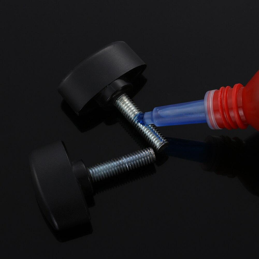 10ml Anti-corrosion Thread Anti-pressure Blue 242 Glue Anaerobic Screw Lock Adhesive Wire Sealing New Anaerobic Adhesive