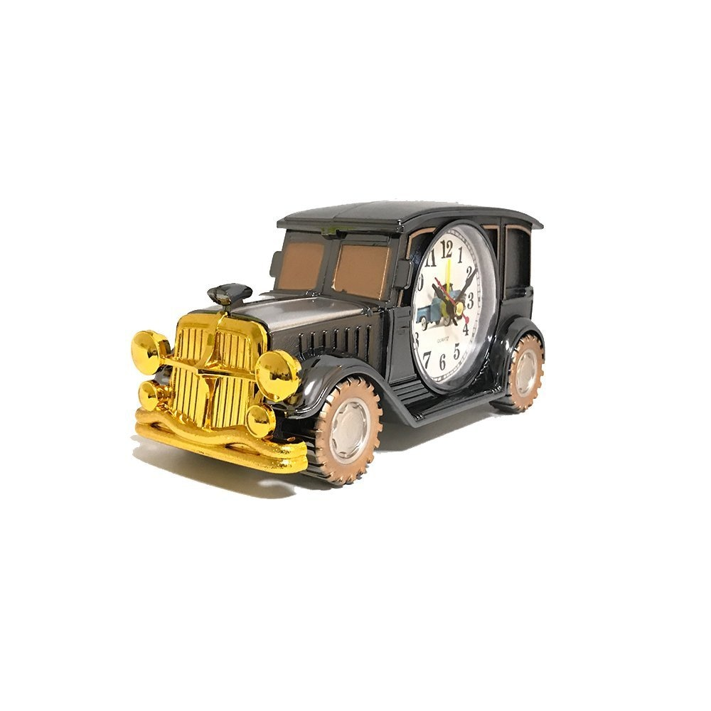 Decoración del coche auto reloj car Dashboard decoración Adornos vehículo automotriz decoración interior reloj puntero digitales