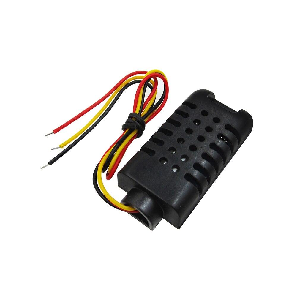 1 unids/lote AM2301 en lugar de SHT10/SHT11 sensor Digital de temperatura de humedad) DHT21 sustituido 100% nuevo