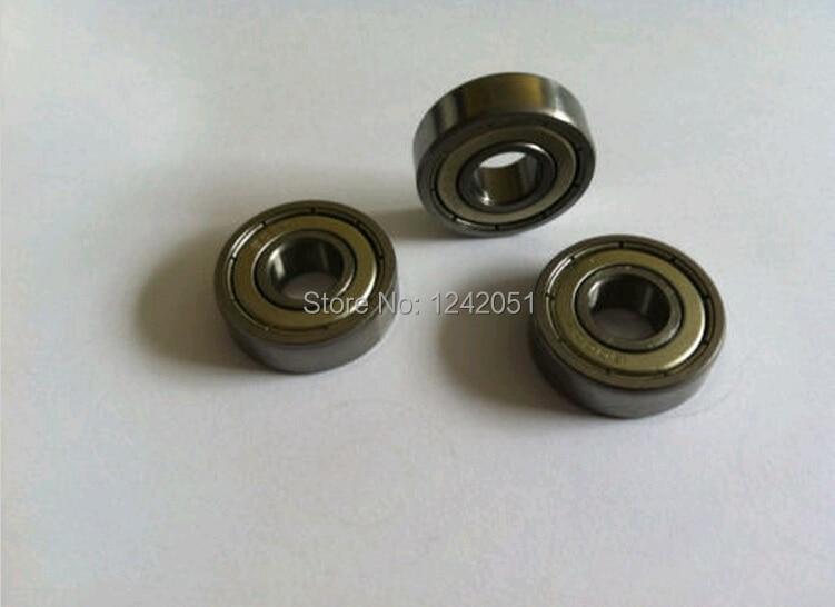 50 piezas 685ZZ rodamiento 5*11*5 5x11x5mm Escudo de metal 685Z profundo rodamiento de bolas de ranura