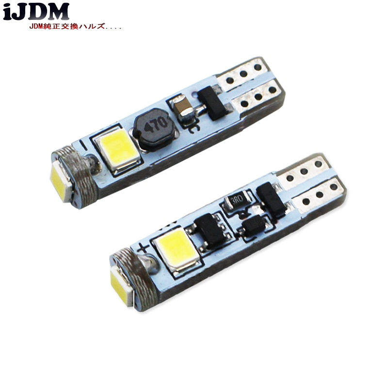 IJDM Canbus T5 Светодиодная автомобильная лампа 74 73 286, автомобильная приборная панель, светодиодная лампа приборной панели для BMW E36 E34 E32 E38 E31