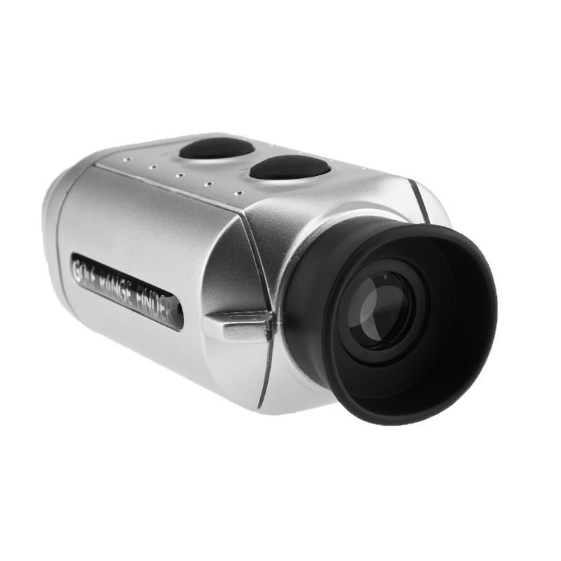 Telémetro láser Digital de alta calidad, telémetro telescopio de bolsillo, telémetro de Golf para caza de Golf, alcance, yardas, herramienta de medición de distancia