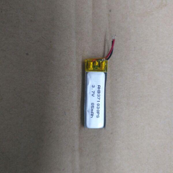 Литий-ионные аккумуляторы 3,7 В, 3, 7 в, упаковка 3,7 В, полимерная литиевая батарея AHB371030 85