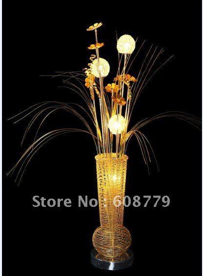 LRF018 -- Freies Verschiffen Dekorative Kunst Japanischen Boden Lampen