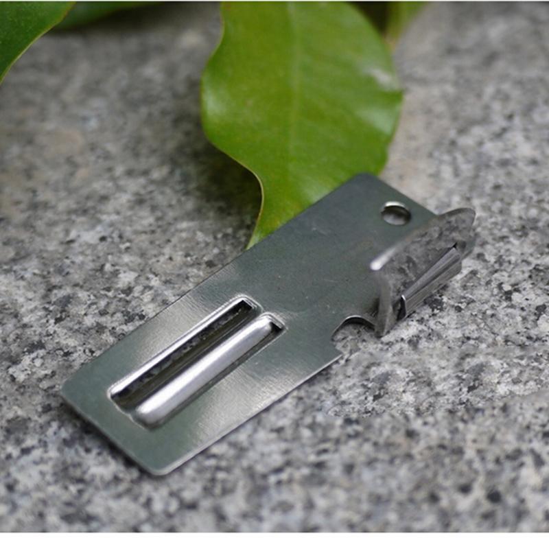 Походные бистрогальные ножи из нержавеющей стали открывалка для бутылок Ланчон для мяса инструменты для пикника на открытом воздухе EDC снаряжение инструменты для улицы