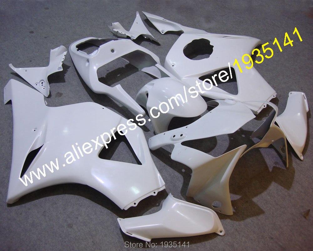 Alta calidad para Honda CBR 900pr 2002-2003 954 cbr900cr 954cr 0203 conjunto completo carenado de motocicleta blanca (moldeo por inyección)