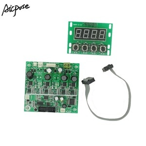 RGBW 4 в 1 12-36 В постоянного тока Водонепроницаемая материнская плата PAR для 54X3W / 18X12W светодиодный 24X12W LED PAR 4 / 8CH материнская плата