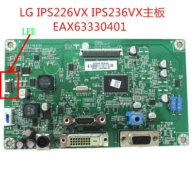 100% neue original LG IPS226VX fahrer bord EAX63330401 motherboard LGM-002B (LED interface)