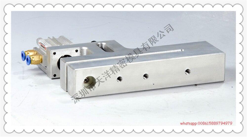 2x4 (A-10) fácil agujero abierto neumática perforadora para bolsa de plástico