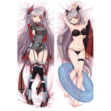Anime Game Azur Lane pillow Covers Azur Lane Dakimakura case Sexy girls 3D Double-sided Bedding Hugging Body pillowcase AL02A