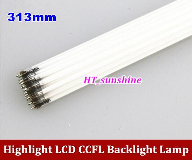 Envío Gratis 313mm * 2,0mm CCFL LCD luz lámpara para 15 pulgadas 15 monitor LCD 313mm ccfl lámpara