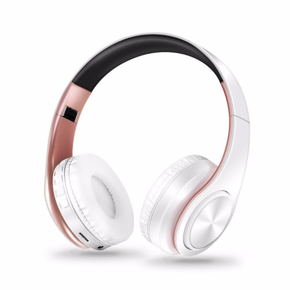 ¡Novedad! auriculares inalámbricos Bluetooth en colores, auriculares estéreo, auriculares de música sobre el auricular con micrófono para iphone sumsamg
