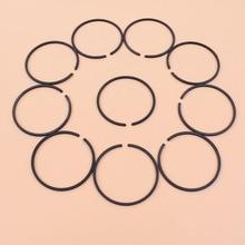 10 pièces/lot 1.2mm x 38mm anneau de Piston ajustement STIHL MS180 MS 180 018 tronçonneuse à gaz pièces de rechange